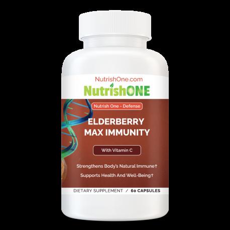 Elderberry Max Immunity