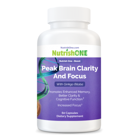 Peak Brain Clarity And Focus