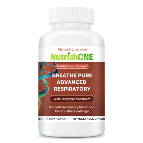 Breathe Pure Advanced Respiratory