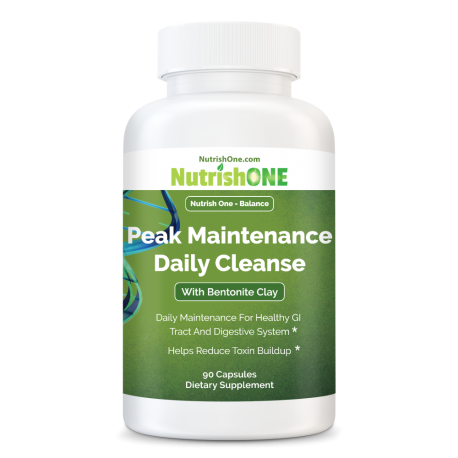 Peak Maintenance Daily Cleanse