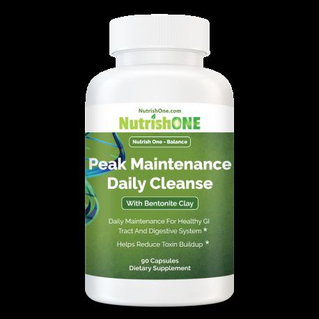 Peak Maintenance Daily Cleanse