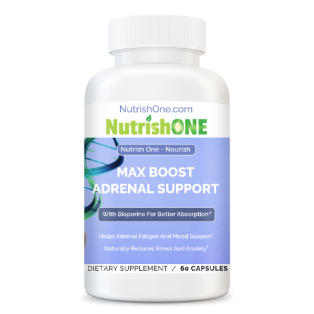 Max Boost Adrenal Support