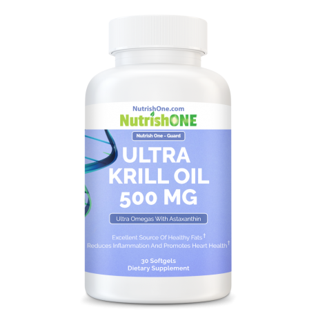 Ultra Krill Oil