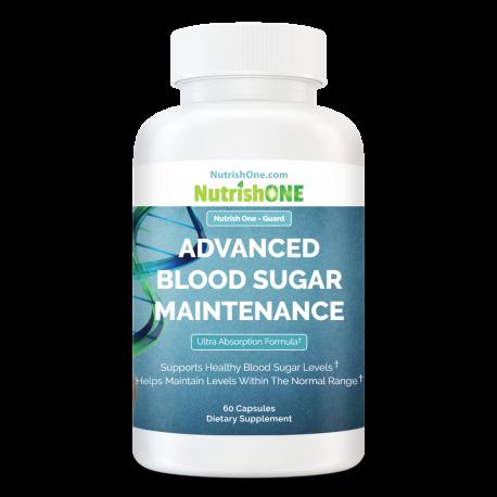 Advanced Blood Sugar Maintenance