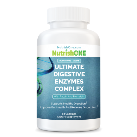 Ultimate Digestive Enzymes Complex