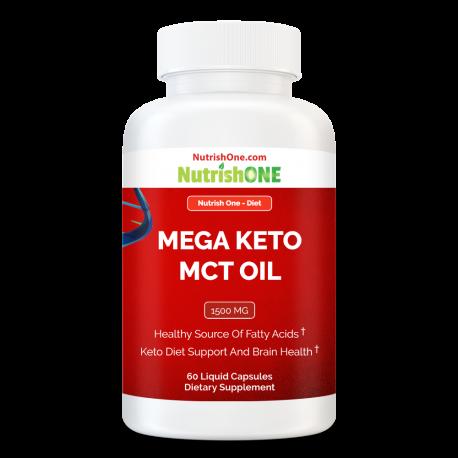Mega Keto MCT Oil