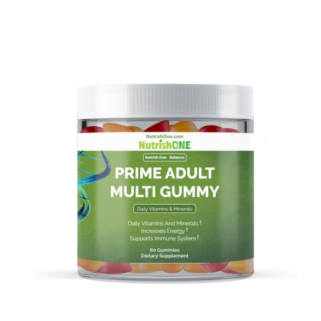 Prime Adult Multi Gummy