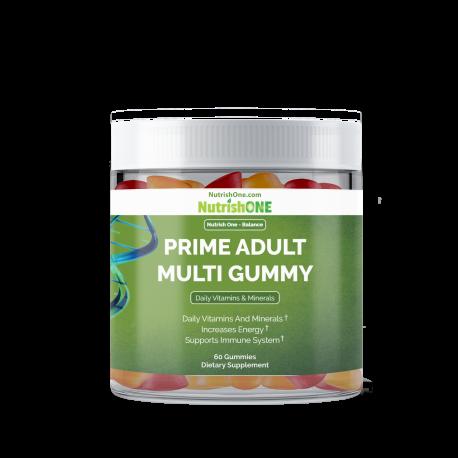 Prime Adult Multi Gummy