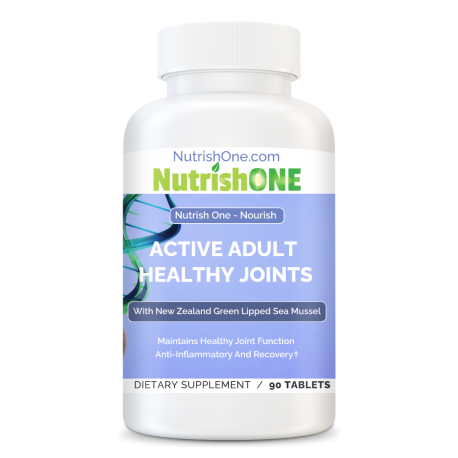 Active Adult Healthy Joints