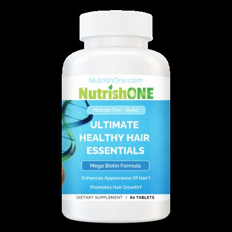 Ultimate Healthy Hair Essentials