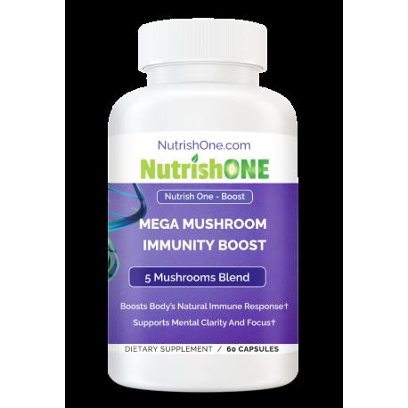 Mega Mushroom Immunity Boost