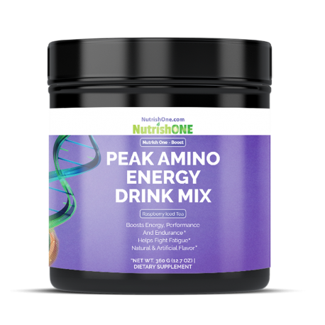 Peak Amino Energy Drink Mix