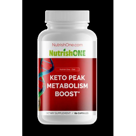 Keto Peak Metabolism Boost