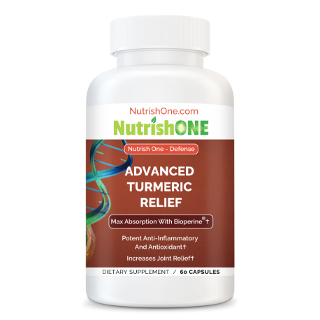 Advanced Turmeric Relief