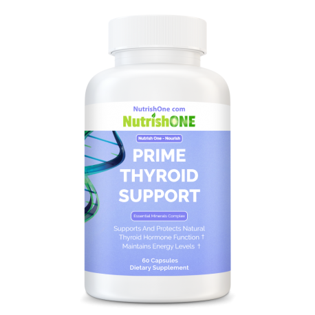 Prime Thyroid Support
