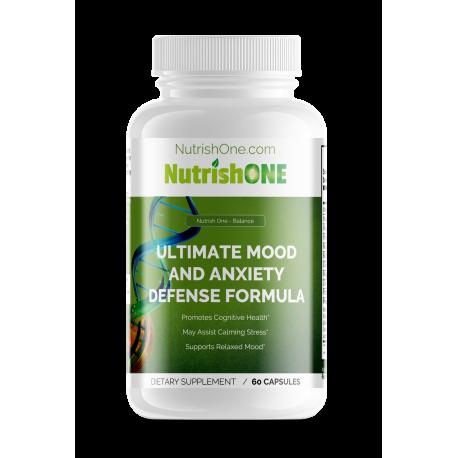 Ultimate Mood And Anxiety Defense Formula