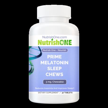 Prime Melatonin Sleep Chews