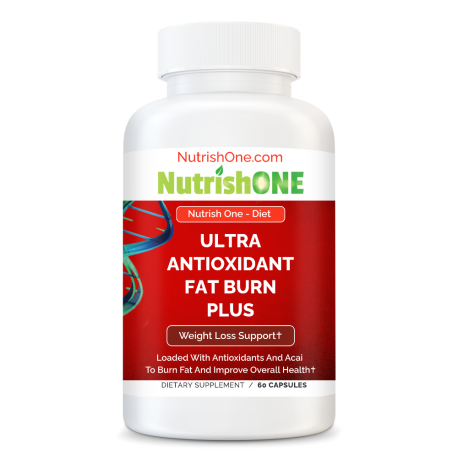 Ultra Antioxidant Fat Burn Plus