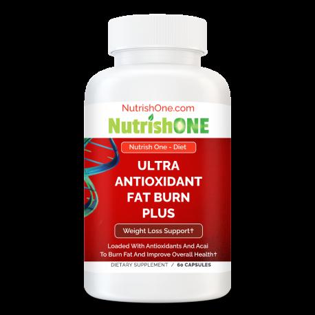 Ultra Antioxidant Fat Burn Plus