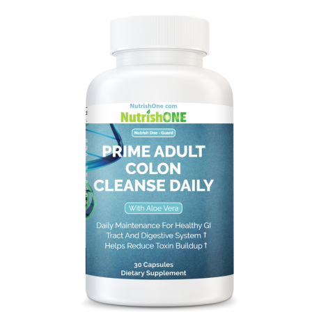 Prime Adult Colon Cleanse Daily