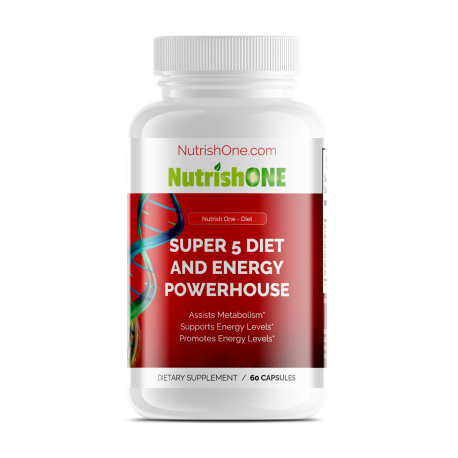 Super 5 Diet and Energy Powerhouse