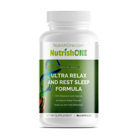 Ultra Relax and Rest Sleep Formula
