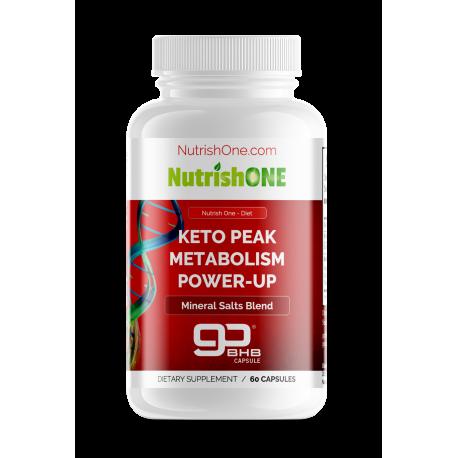 Keto Peak Metabolism Power-Up Mineral Salts Blend