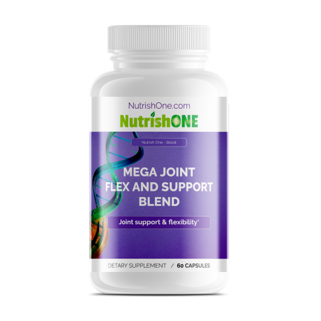 Mega Joint Flex And Support Blend