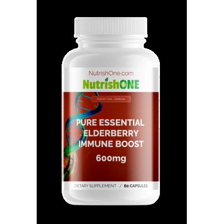 Pure Essential Elderberry Immune Boost