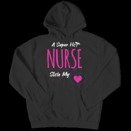 A Super Hot Nurse Stole My Heart