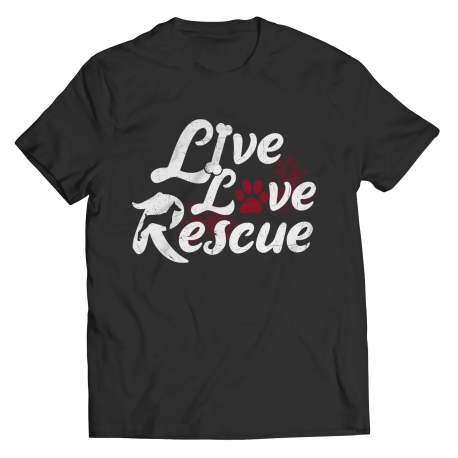 Live Love Rescue Dog 2