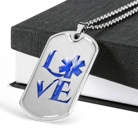 EMT Love - Stainless