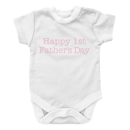 Happy 1st Father's Day- Girl
