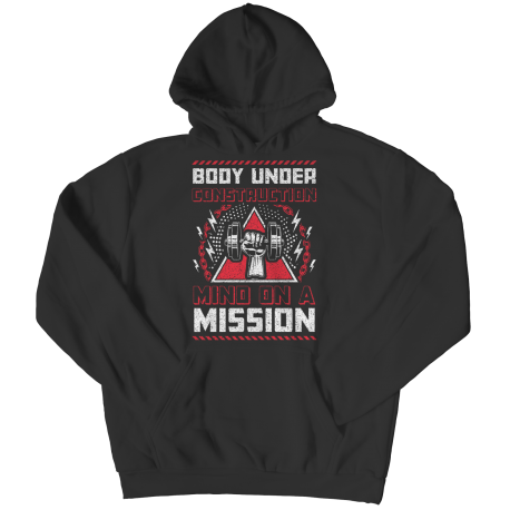 Body Under Construction