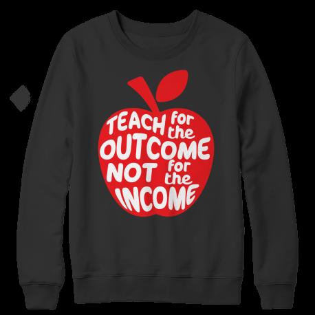 Teach For The Outcome