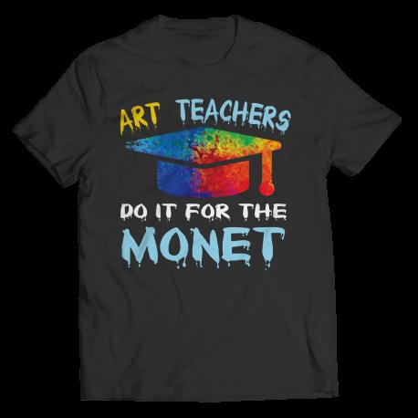Art Teachers Do It For The Monet