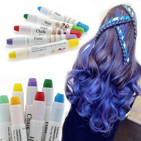 Non-Toxic Temporary Hair Color Crayon