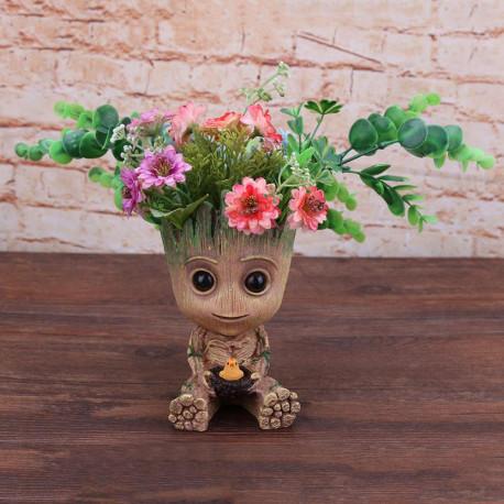 Baby Groot Flower Pot