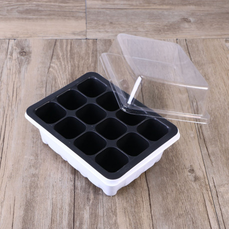 12 Cavity Seedling Sprout Tray
