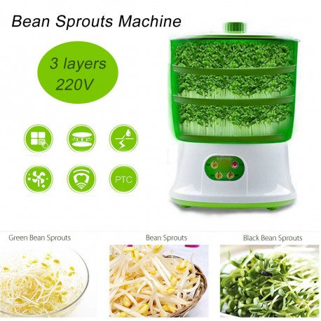 Three Layers Bean Sprout Machine