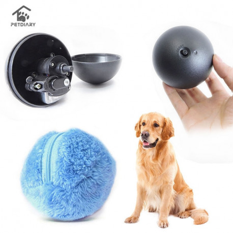 Magic Rolling Ball Dog Toy
