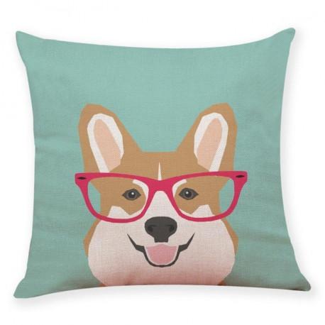 "Dog ""All Eyes & Ears"" Pillowcase"