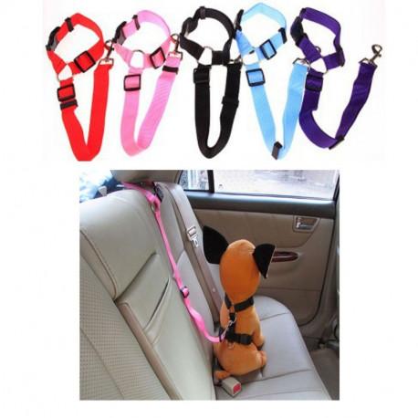 Dog Car Seat Belt Safety Belt Hooks on Headrest