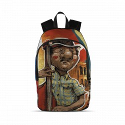 Love Cuba Backpack (Male Character)