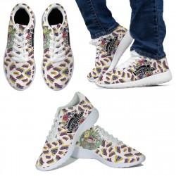 Proud to be Venezuelan White Sneakers