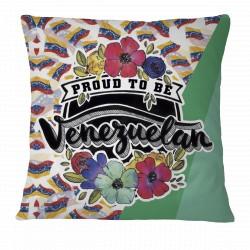 Proud to be Venezuelan Pillow Case