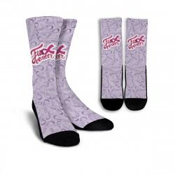 Fu** Cancer Socks