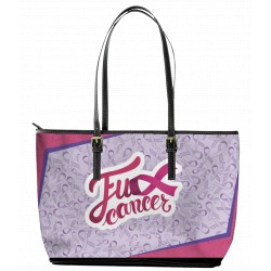 Fu** Cancer Tote Bag