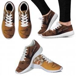 Baratheon White Sneakers