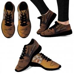 Baratheon Black Sneakers